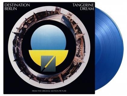 Tangerine Dream - Destination Berlin (Limited, Music On Vinyl, 2020 Reissue, Blue Vinyl, LP)