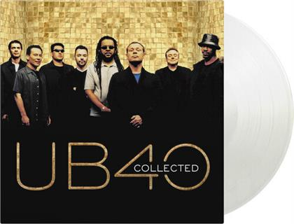 UB40 - Collected (Limited, 2020 Reissue, Music On Vinyl, Clear Vinyl, LP)