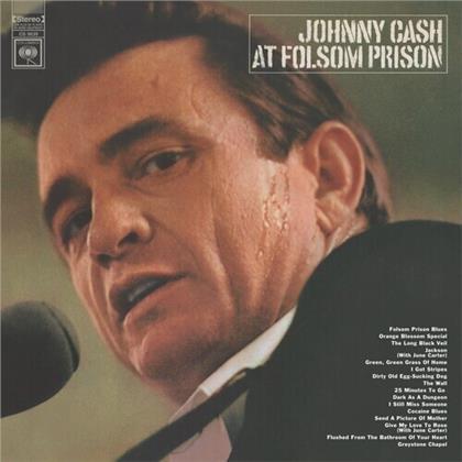 Johnny Cash - At Folsom Prison (2020 Reissue, Sony Legacy, LP)