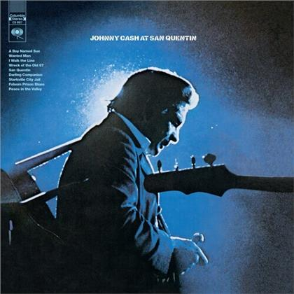 Johnny Cash - At San Quentin (2020 Reissue, Sony Legacy, LP)