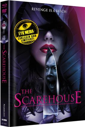 The Scarehouse (2014) (Cover A, Limited Edition, Mediabook, Blu-ray + DVD)
