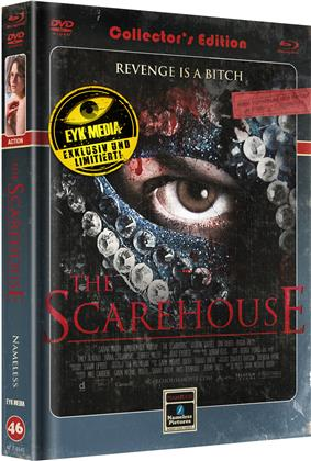 The Scarehouse (2014) (Cover C, Limited Edition, Mediabook, Blu-ray + DVD)