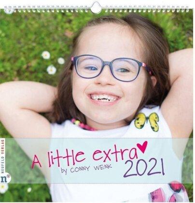 Wandkalender A little extra 2021