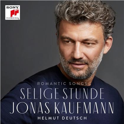 Jonas Kaufmann, Franz Schubert (1797-1828), Robert Schumann (1810-1856), Ludwig van Beethoven (1770-1827), Franz Liszt (1811-1886), … - Selige Stunde