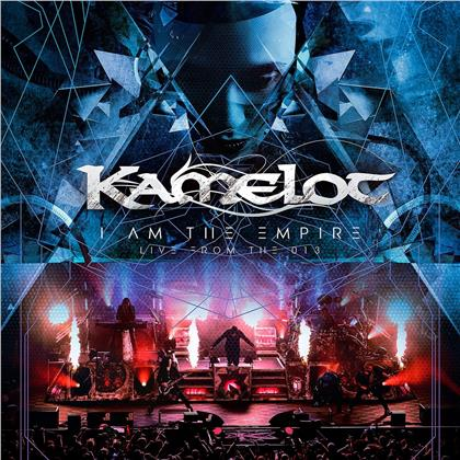 Kamelot - I Am The Empire - Live from the 013 (2 LPs + DVD)