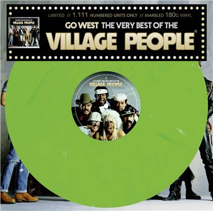Village People - Go West The Very Best Of (LP)