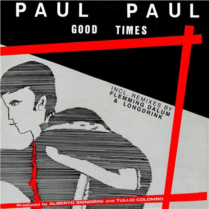 Paul Paul - Good Times (LP)