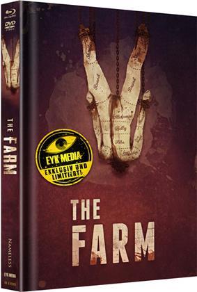 The Farm (2018) (Cover B, Limited Edition, Mediabook, Blu-ray + DVD)