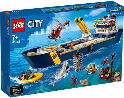 Meeresforschungsschiff - Lego City, 745 Teile,