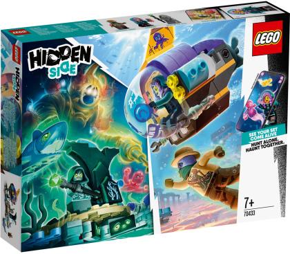 J.B.'s U-Boot - Lego Hidden Side,