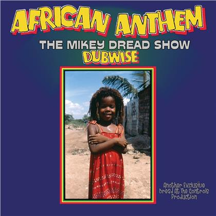 Mikey Dread - African Anthem Dubwise (Music On Vinyl, 2020 Reissue, Limited Edition, Colored, LP)