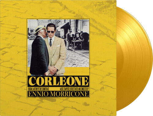Ennio Morricone (1928-2020) - Corleone - OST (2020 Reissue, Music On Vinyl, Limited Edition, Colored, LP)