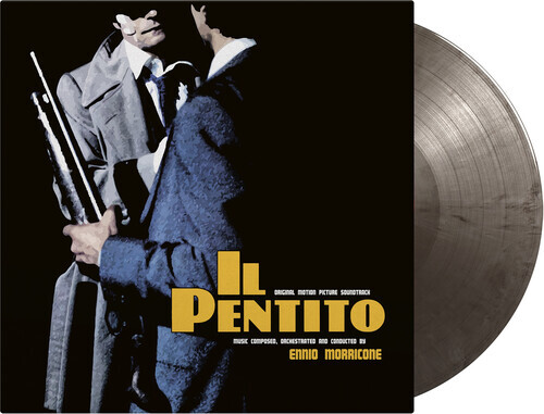 Ennio Morricone (1928-2020) - Il Pentito - OST (2020 Reissue, Music On Vinyl, Limited Edition, Colored, LP)