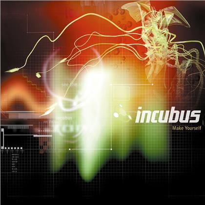 Incubus - Make Yourself (2020 Reissue, Music On Vinyl, Gatefold, Limited Edition, Purple & Red Marbled, 2 LPs)