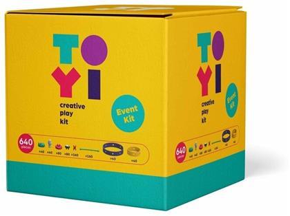 Toyi Event (Schulpaket mit 640 Teilen)