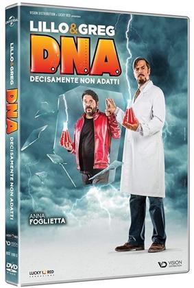 DNA - Decisamente non adatti (2020)
