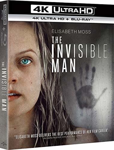 L'uomo invisibile (2020) (4K Ultra HD + Blu-ray)