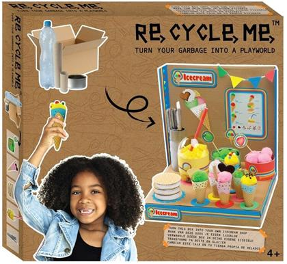 Re-Cycle-Me- Playworld - Ice Cream Shop