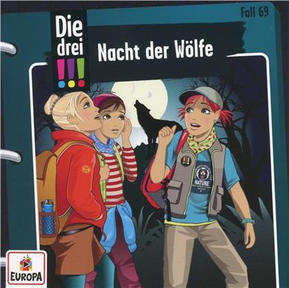 Die Drei !!! - 069/Nacht der Wölfe