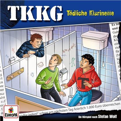 TKKG - 216/Tödliche Klarinette