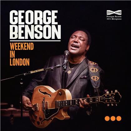 Benson George - Weekend In London