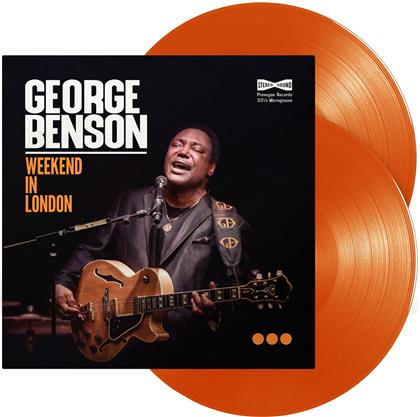 Benson George - Weekend In London (Colored, 2 LPs)