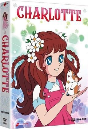 Charlotte - Serie completa (5 DVDs)