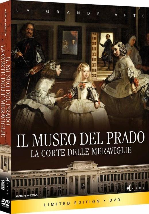 Il Museo del Prado - La corte delle meraviglie (2019) (La Grande Arte, Limited Edition)