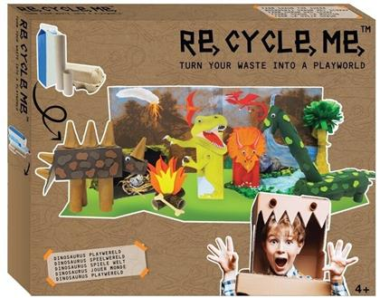 Re-Cycle-Me- XL Spielwelt Dinosaurier