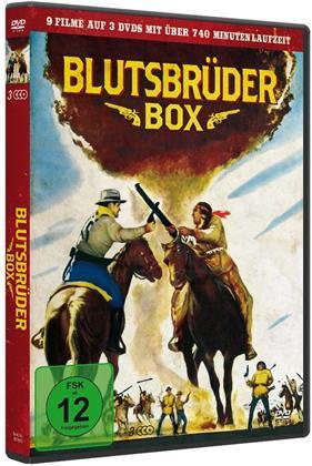 Blutsbrüder Box - 9 Filme (3 DVDs)