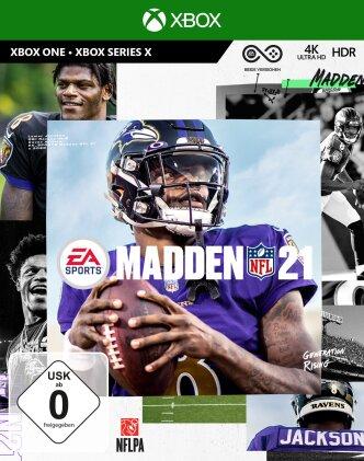 Madden NFL 21 (German Edition)