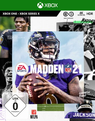 Madden 21 (German Edition)