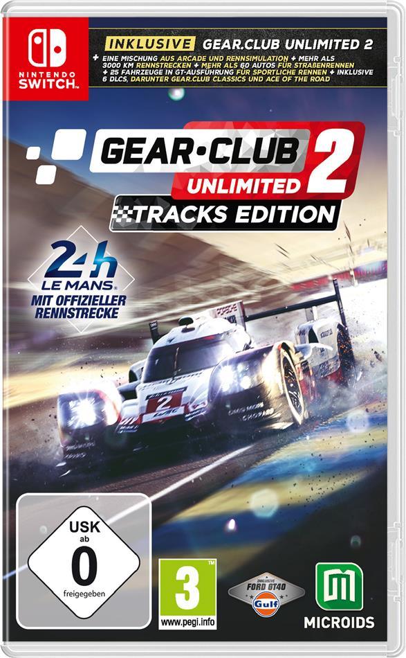 Gear Club Unlimited 2 - (Tracks Edition)