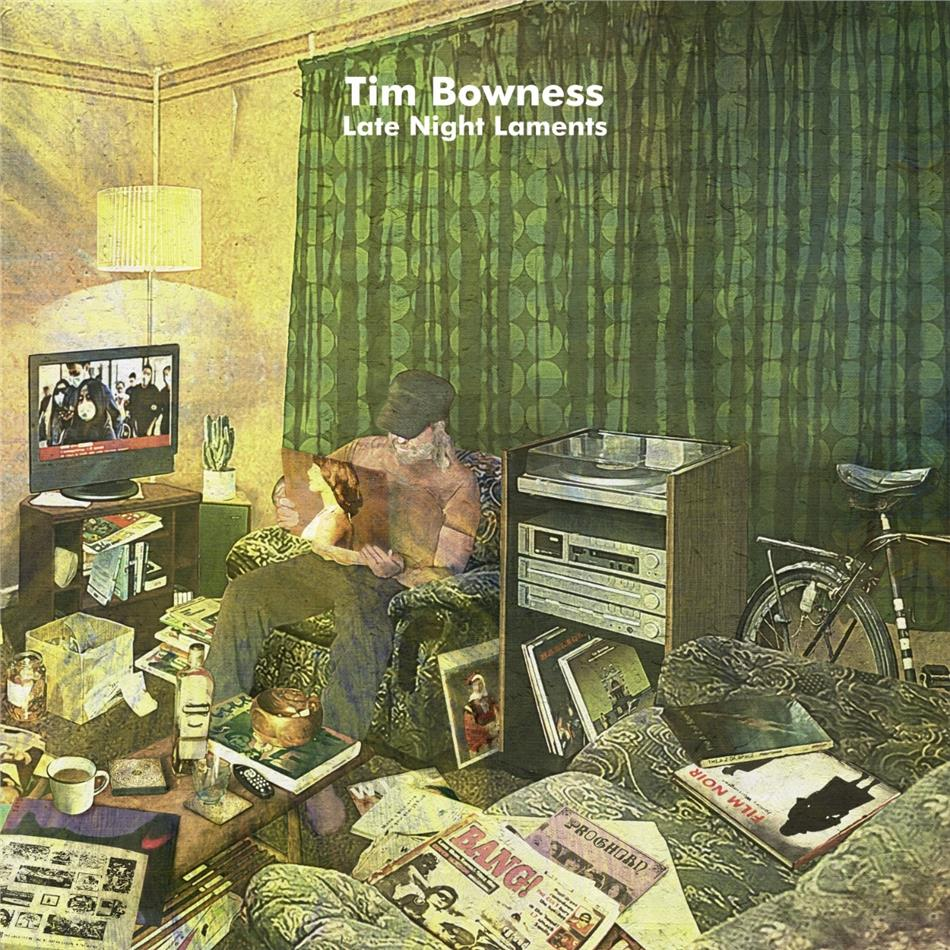 Tim Bowness (of No-Man) - Late Night Laments (2 LPs)