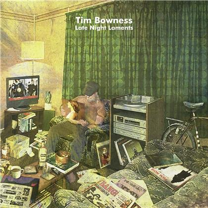 Tim Bowness (of No-Man) - Late Night Laments (2 CDs)