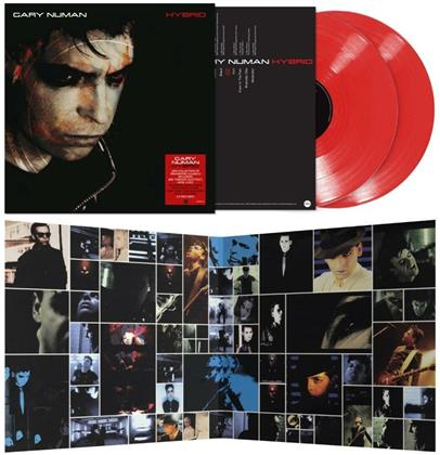 Gary Numan - Hybrid (2020 Reissue, Demon Records, Red Vinyl, 2 LPs)