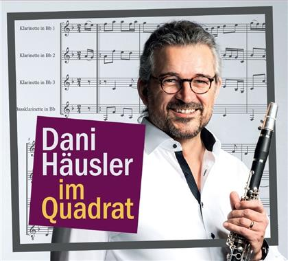 Dani Häusler - Dani Häusler im Quadrat