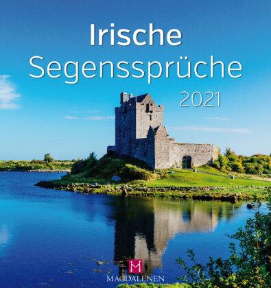 Irische Segenssprüche 2021 Postkartenkalender