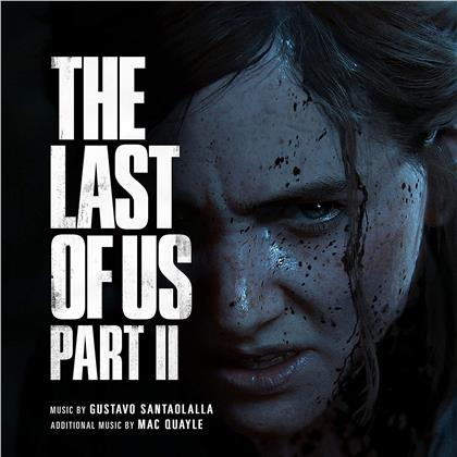 Gustavo Santaolalla & Mac Quayle - The Last of Us Part II - OST