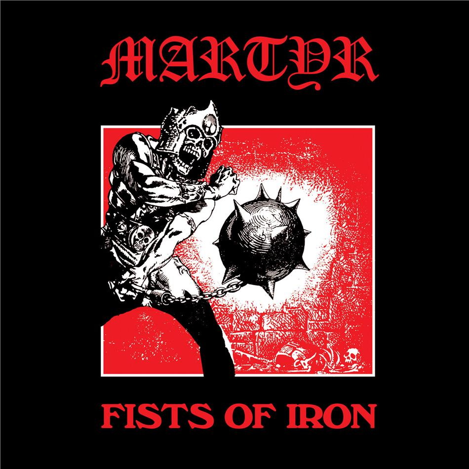 Martyr - Fists Of Iron (Limited Edition, LP)