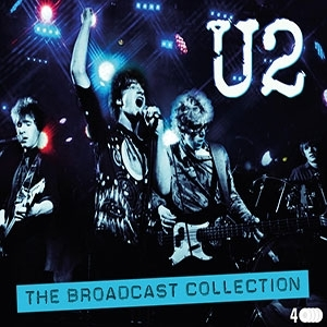 U2 - The Broadcast Collection 1982-83 (4 CDs)