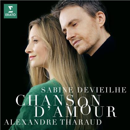 Maurice Ravel (1875-1937), Claude Debussy (1862-1918), Gabriel Fauré (1845-1924), Francis Poulenc (1899-1963), Sabine Devieilhe, … - Chanson d'Amour (LP)