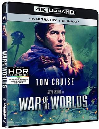 La Guerra dei Mondi (2005) (4K Ultra HD + Blu-ray)
