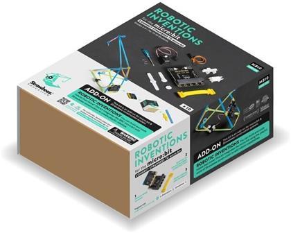 Strawbees - Roboter Erfinder Kit für micro:bit - 10er Pack