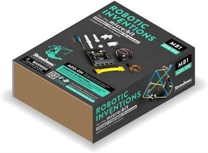 Strawbees - Roboter Erfinder Kit für micro:bit - 1er Pack