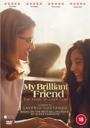My Brilliant Friend - Series 2 (2 DVDs)