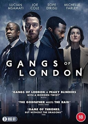 Gangs of London - Season 1 (3 DVDs)