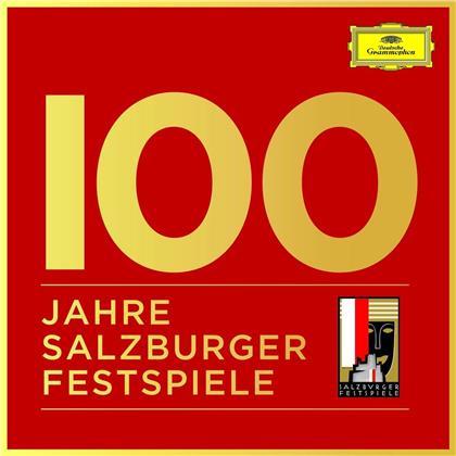 100 Jahre Salzburger Festspiele (Limited, 58 CDs)
