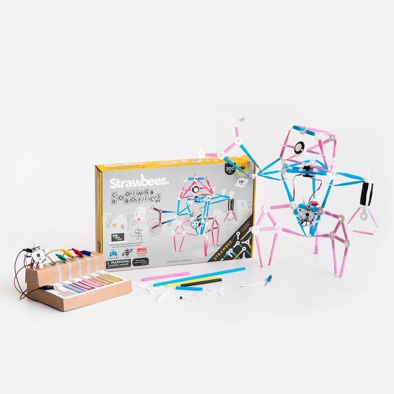 Strawbees - Coding & Robotics Kit