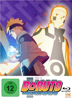 Boruto: Naruto Next Generations - Vol. 4 - Episode 51-70 (3 Blu-rays)